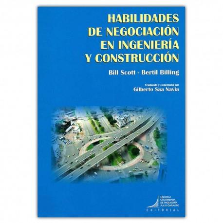 Comprar libro Habilidades de negociación en ingeniería y ... - photo#15