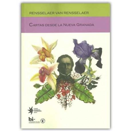 Caratula Cartas desde la Nueva Granada