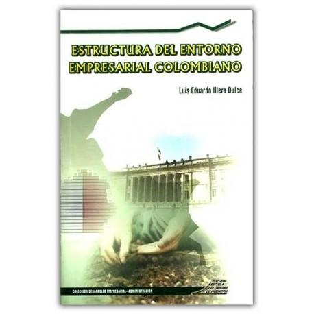 Caratula Estructura del entorno empresarial colombiano