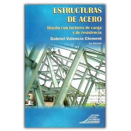 Caratula Estructuras de acero. Diseño con factores de carga y de resistencia