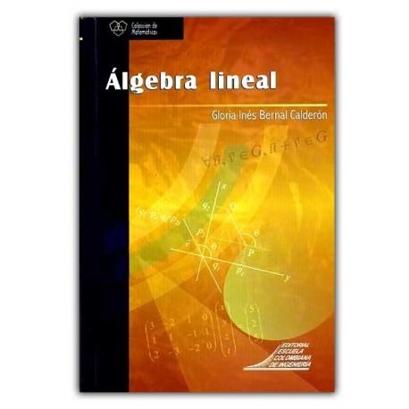 Caratula Álgebra lineal