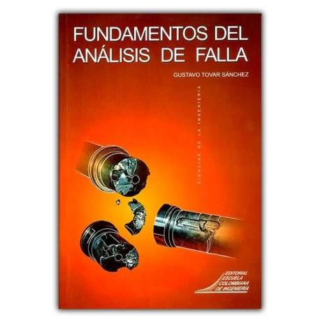 Caratula Fundamentos del Análisis de Falla