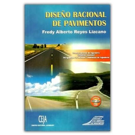 Caratula Diseño racional de pavimentos (Incluye CD)