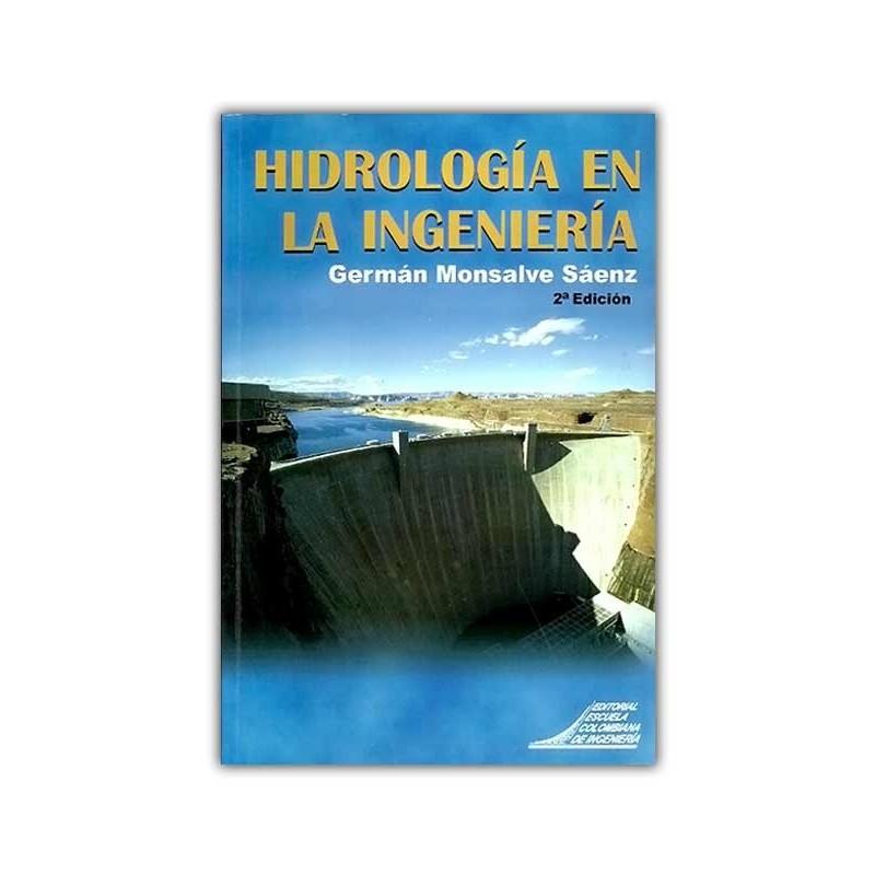 hidrologia en la ingenieria german monsalve