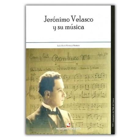Caratula Jerónimo Velasco y su música