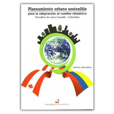 Caratula Planeamiento urbano sostenible para la adaptación del cambio climático