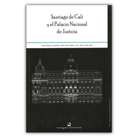 Caratula Santiago de Cali y el Palacio Nacional de Justicia