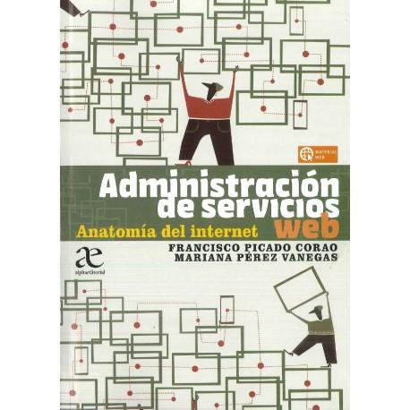 Administración de servicios web. Anatomía del internet