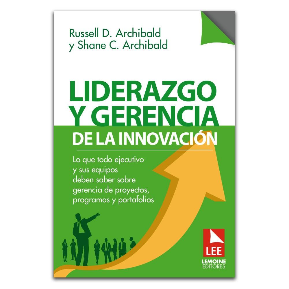 Comprar libro Liderazgo y gerencia de la innovación