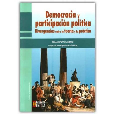 Democracia y participación política – William Ortiz Jiménez – Ediciones UNAULA
