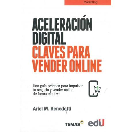 Aceleración digital claves para vender online