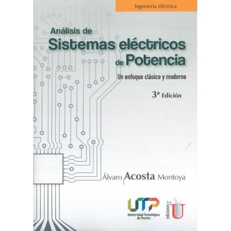 Análisis de sistemas eléctricos de potencia
