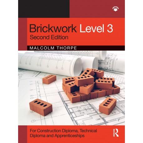 Brickwork Level 3. Tapa dura