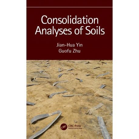 Consolidation Analyses of Soils. Tapa dura