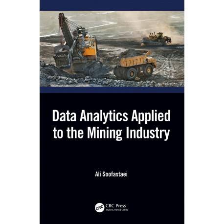 Data Analytics Applied to the Mining Industry. Tapa dura