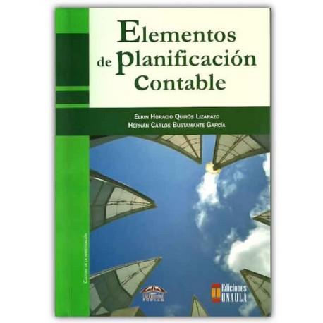 Elementos de planificación contable – Ediciones UNAULA