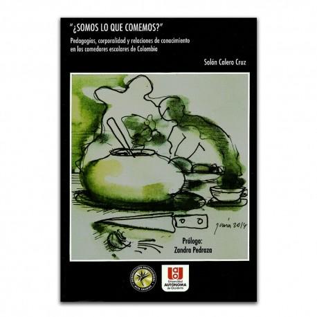Comprar libro somos lo que comemos for Comedores escolares en colombia