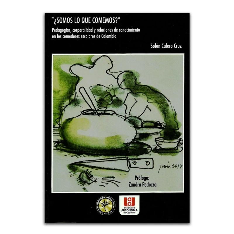 Comprar libro somos lo que comemos for Comedores infantiles en colombia