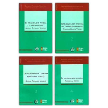 Colección Breviarios Procesales Garantistas – Ediciones UNAULA