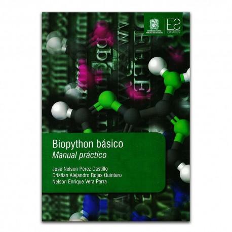 Biopython básico. Manual práctico