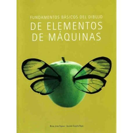 Comprar libro Fundamentos bsicos del dibujo de elementos de mquinas