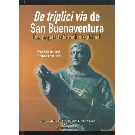 De triplici via de San Buenaventura. Una propuesta formativa espiritual