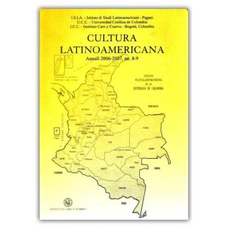 Sociología, cultura latinoamericana, división político-administrativa de la república de Colombia