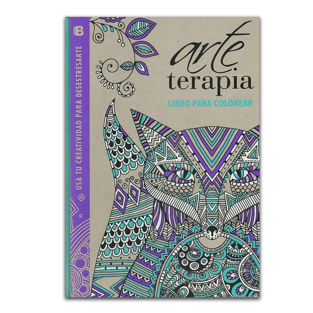 Comprar libro Usa tu creatividad para desestresarte. ArteTerapia ...