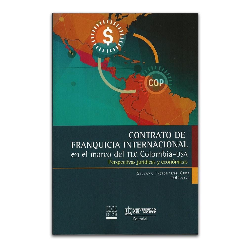 Comprar libro Contrato de franquicia internacional en el marco del ...