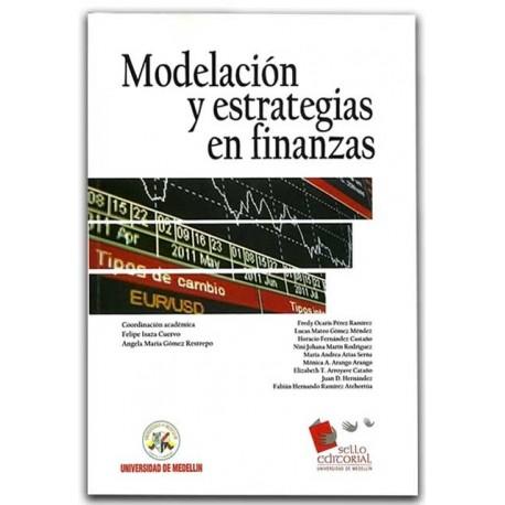 Modelación y estrategias en finanzas – Universidad de Medellín