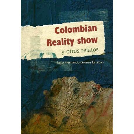 Libro Colombian reality show y otros relatos