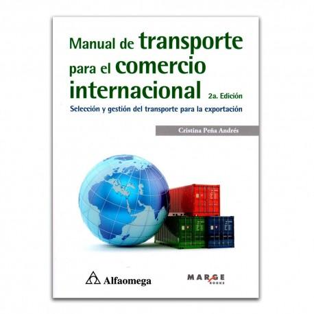 Manual de transporte para el comercio internacional