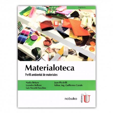 Materialoteca. Perfil Ambiental de materiales