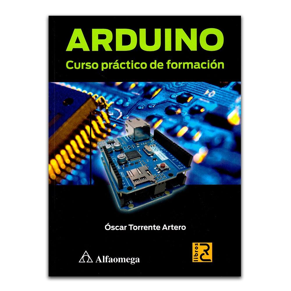 Comprar Libro Arduino Curso Práctico De Formación