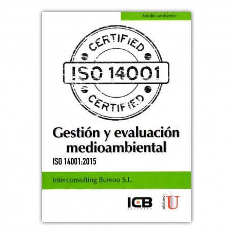 Gestión y evaluación medioambiental. ISO 14001:2015